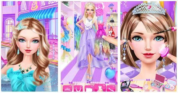 Game Fashion Show Terbaik untuk Android